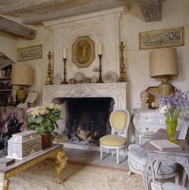 1000 images about french decor tuscan on pinterest for French country fireplace